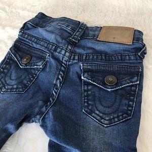 TRUE RELIGION baby jeans
